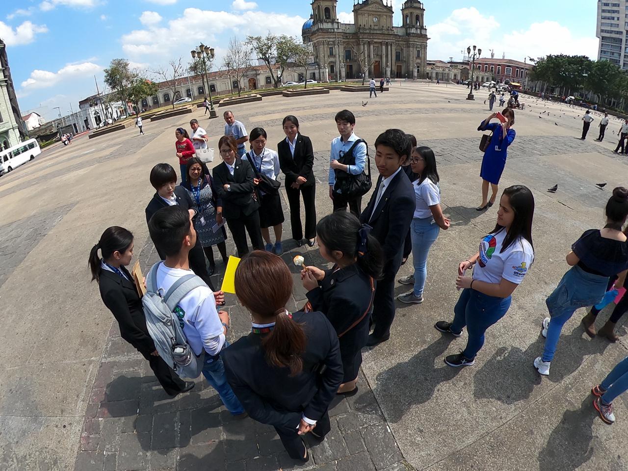 Tour por Centro Histórico