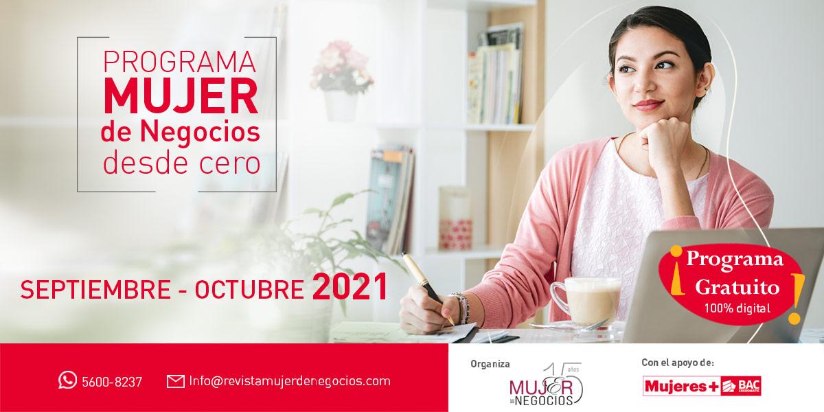 Campus Mujer de Negocios